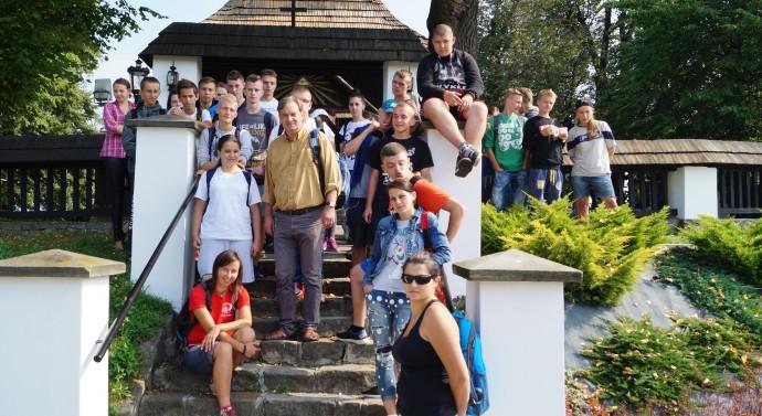 Wycieczka na Górę Św. Marcina