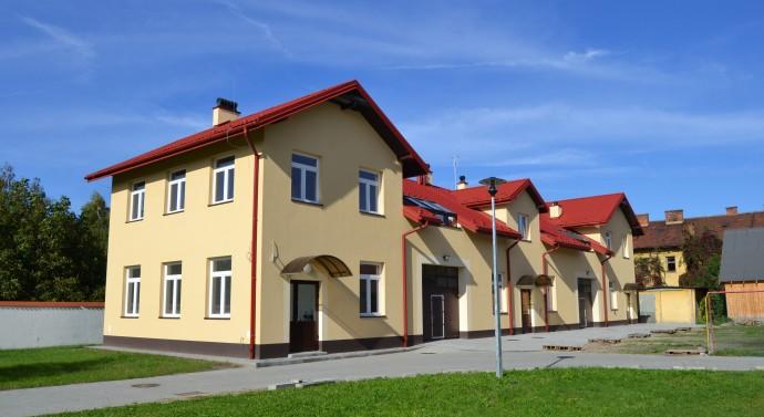 Nowy budynek warsztatów