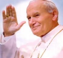 100 rocznica urodzin Świętego Jana Pawła II – patrona Ochotniczych Hufców Pracy
