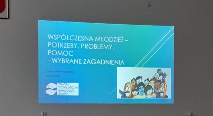 Szkolenia kadry wychowawczej w tarnowskim Centrum.