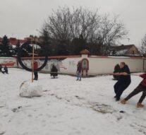 Śnieżne konkurencje