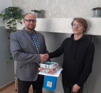 Reprezentant tarnowskiego Centrum wyróżniony w Konkursie Informatycznym