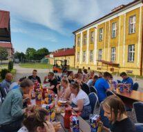 Gratulacje, nagrody, piknik w tarnowskim CKiW OHP