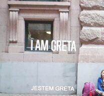 Greta, przedstawicielka młodych ludzi