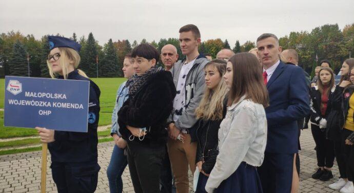 Ogólnopolska Inauguracja Roku Szkolnego Ochotniczych Hufców Pracy 2021/2022