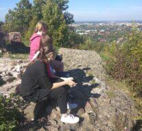 Wycieczka na Górę Św. Marcina i do Parku Strzeleckiego