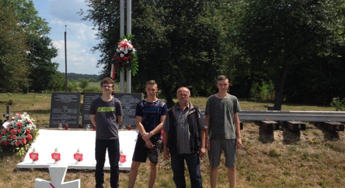 Doceniona pomoc uczestników przez Konsulat Generalny RP w Łucku.