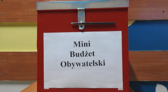Mini Budżet Obywatelski w tarnowskim CKiW OHP