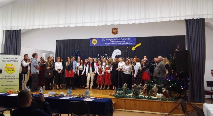 IX Przegląd Kolęd i Pastorałek Uczestników OHP Województwa Małopolskiego