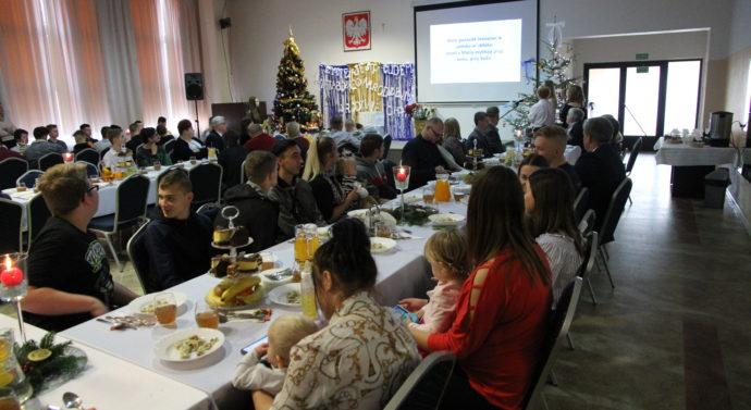 Spotkanie wigilijne w tarnowskim Centrum