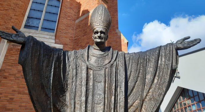 Śladami Jana Pawła II po Tarnowie