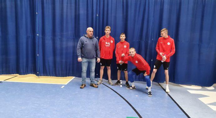 IV Wojewódzki Turniej Piłki Siatkowej Chłopców OHP