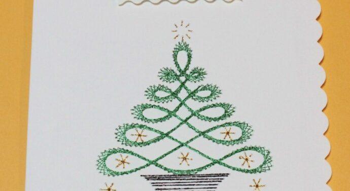 """Uwaga Konkurs na """"Najpiękniejszą Kartkę Bożonarodzeniową""""."""