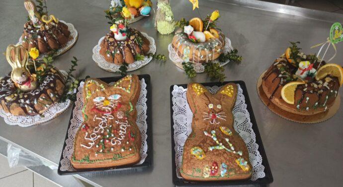 Konkurs na Babkę Wielkanocną