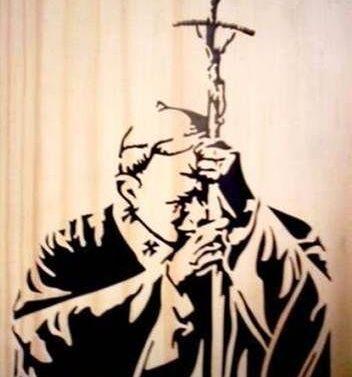 """XXI Ogólnopolski Konkurs Papieski: Jan Paweł II niosący młodzieży dobrą nowinę – """"Jeszcze będzie pięknie, mimo wszystko. Tylko załóż wygodne buty, bo masz do przejścia całe życie"""""""